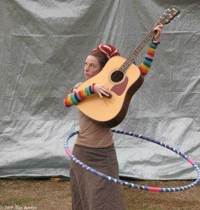 Tricia Hoop Guitar